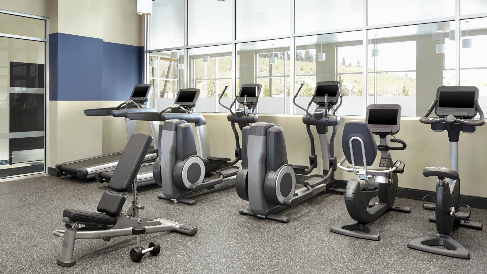 Four Points by Sheraton Kelowna Airport - Fitness Centre