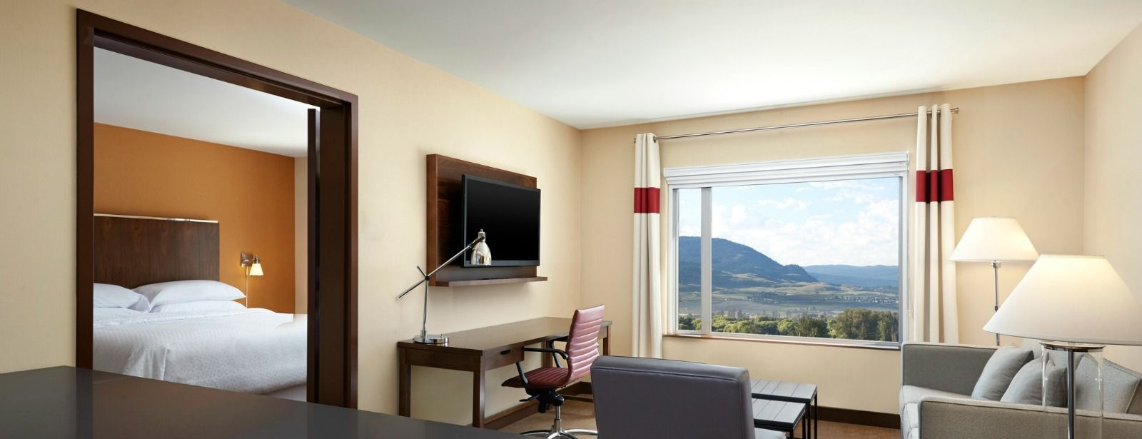 Suite at Four Points by Sheraton Kelowna Airport